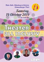 Plakat zum Theaterfestival
